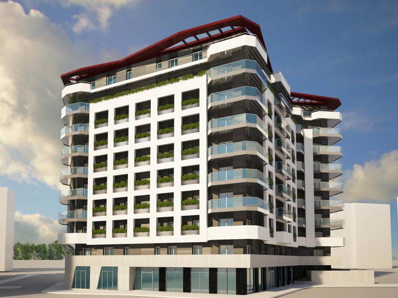 Largo Loria è un progetto ambizioso e complesso
