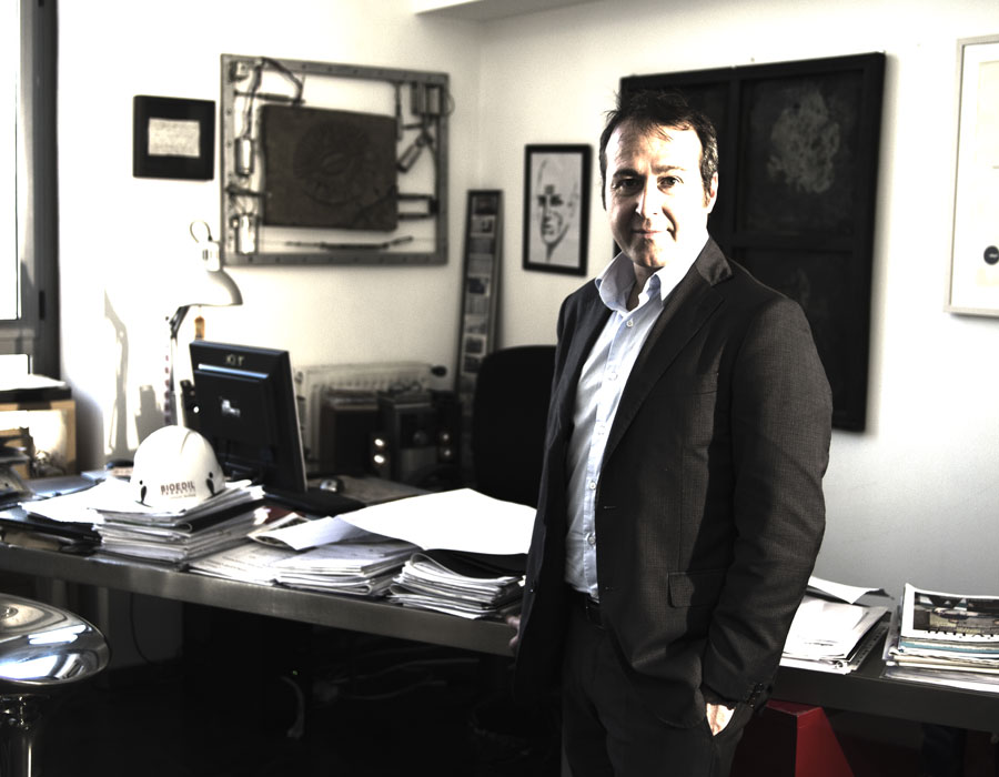 Alfredo Boffula è uno dei soci di Bioedil Progetti