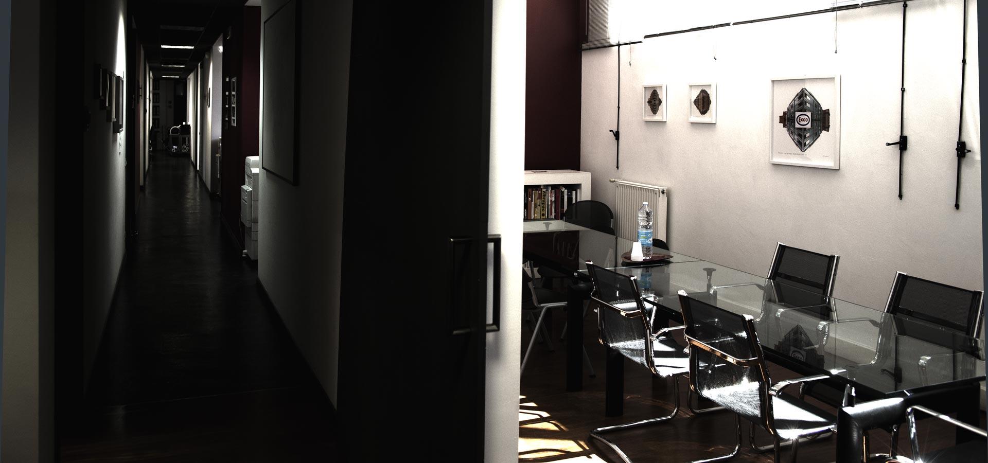 Studio08 bioedil for Studio arredato
