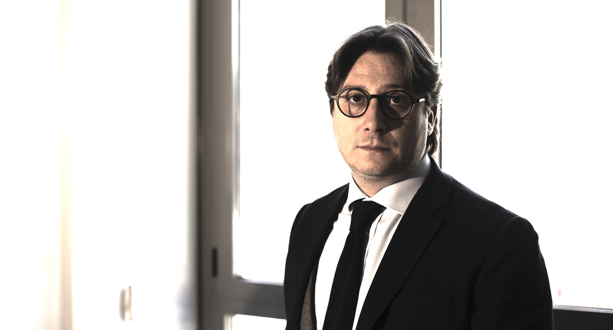 Francesco Grossi Bianchi è uno dei soci di Bioedil Progetti