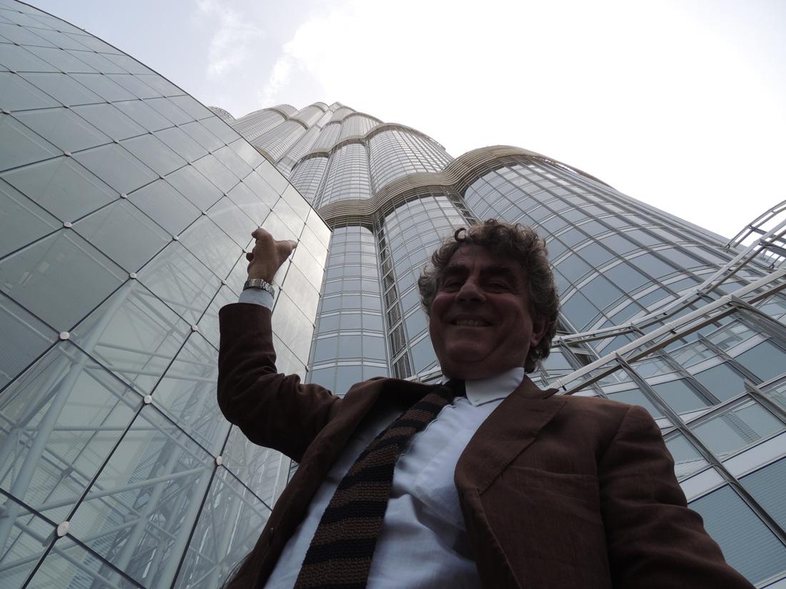 Renato Guidi a Dubai