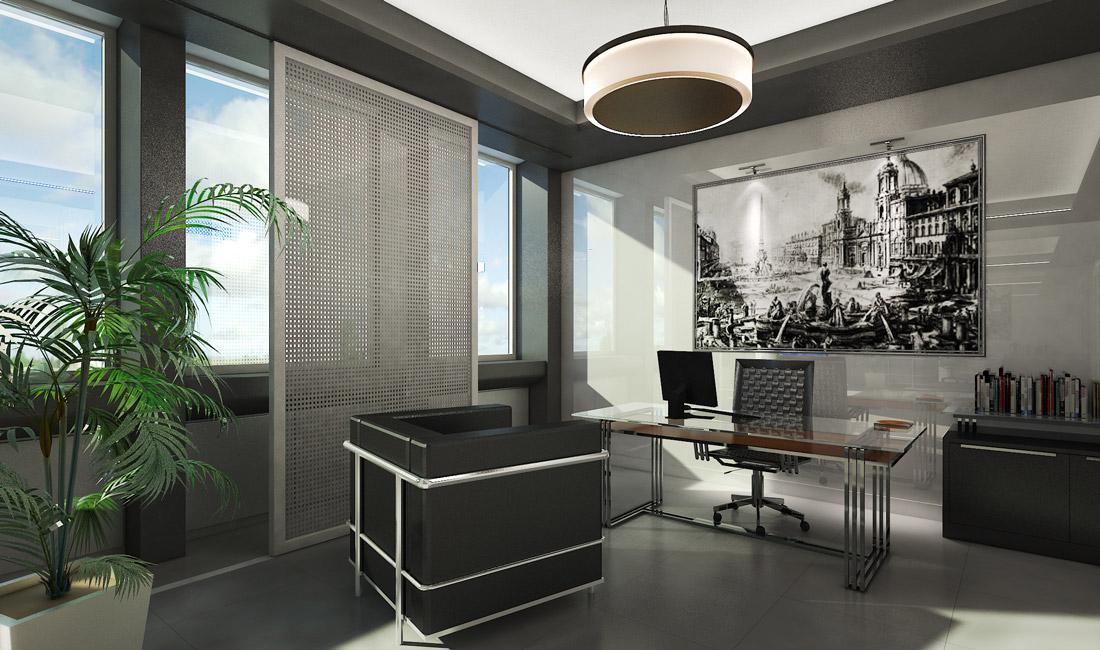 La luce gioca un ruolo fondamentale nell'interior design concepito da Bioedil