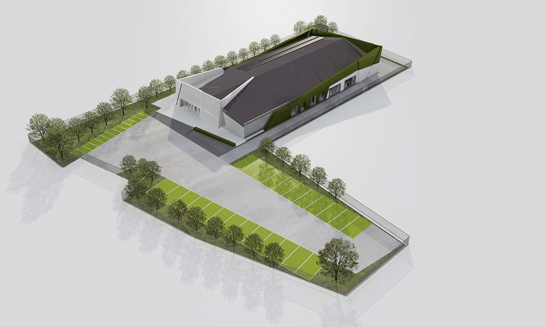 Il centropolifunzionale Campo di Pile è il fiore all'occhiello dei progetti realizzati a l'Aquila.