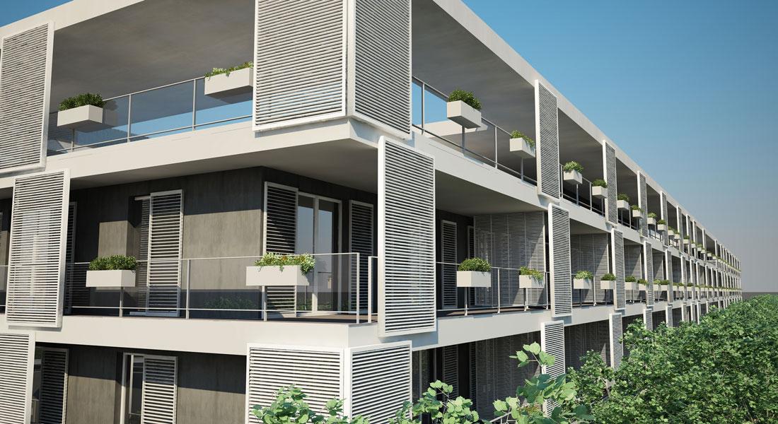 I balconi, per Bioedil, sono parte integrante della casa