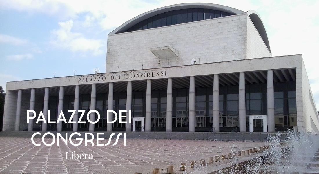 Il Palazzo dei Congressi ospita mostre, eventi e manifestazioni