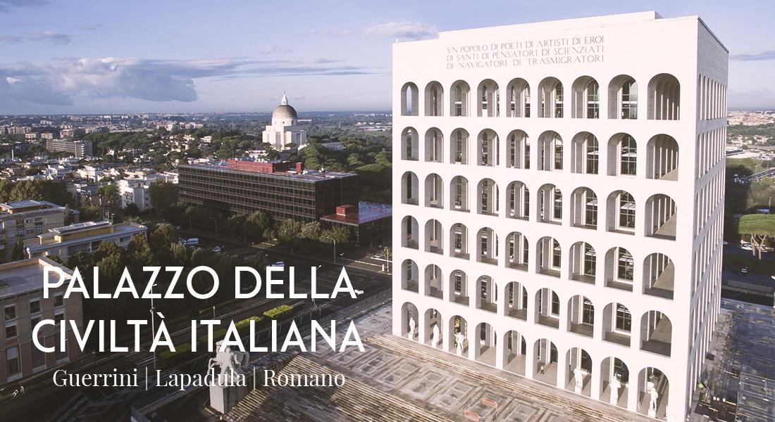 Il Colosseo Quadrato, al momento, è di proprietà di Fendi