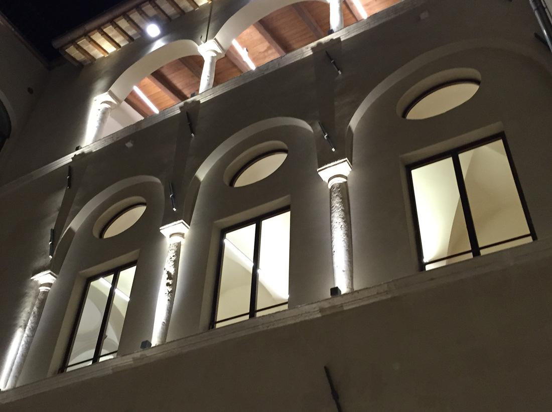Il restauro di Palazzo Sgariglia ha donato una seconda vita al palazzo