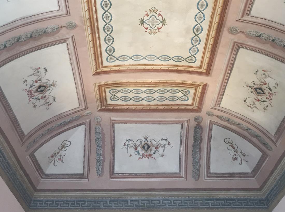 Il restauro di Palazzo Sgariglia non è stato invasivo, ma conservativo