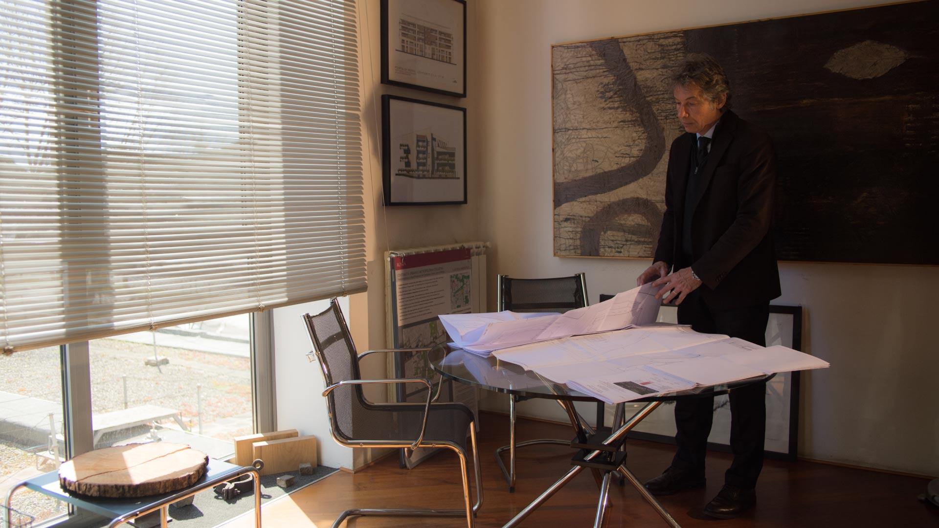 Roberto Santori candidato al Consiglio dell'Ordine degli Architetti di Roma