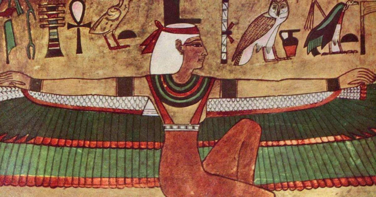 Culto dea egizia Iside Roma