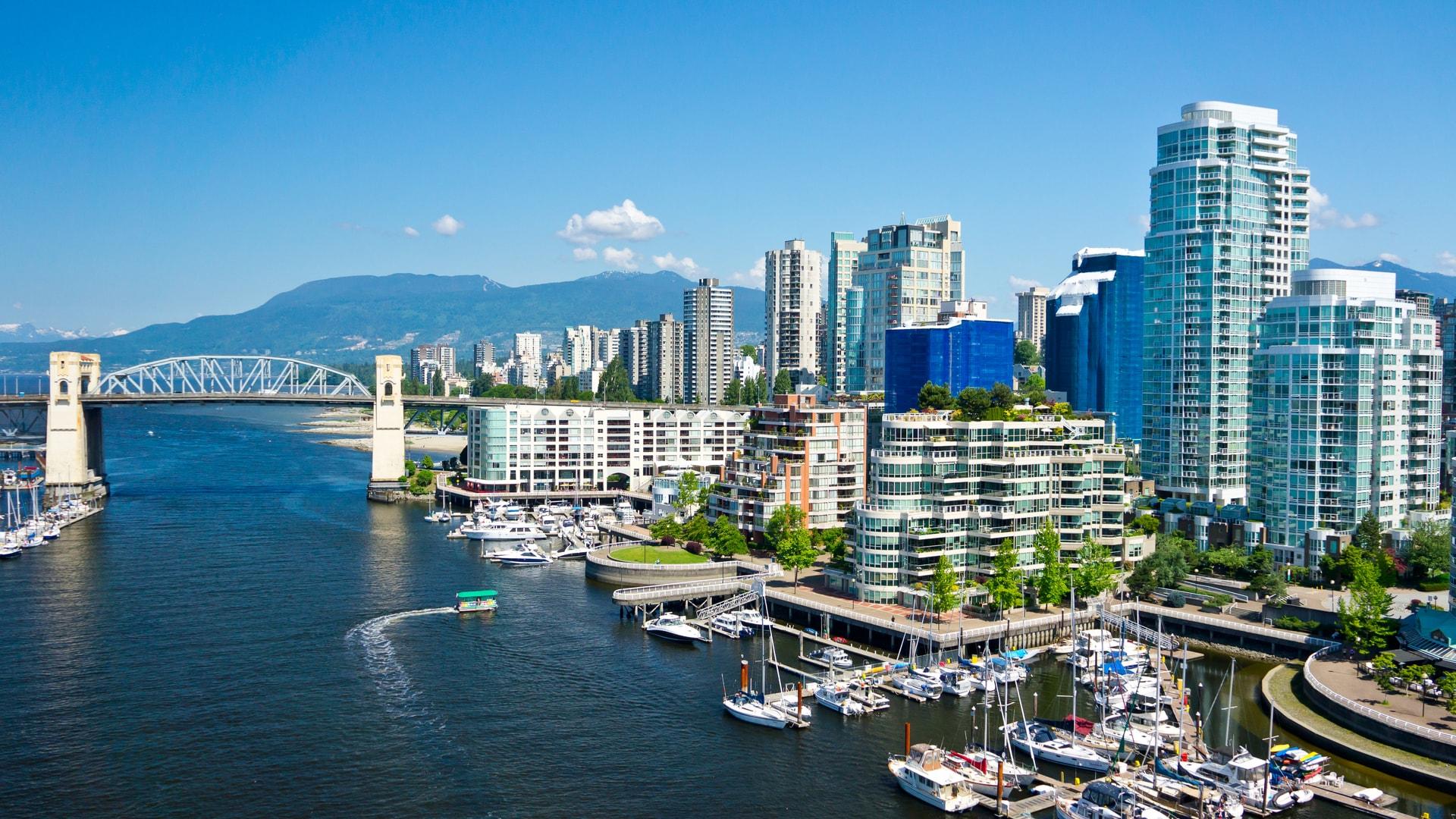 Vancouver città sostenibile
