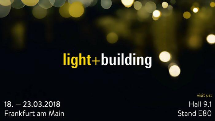 light building 2018 fiera