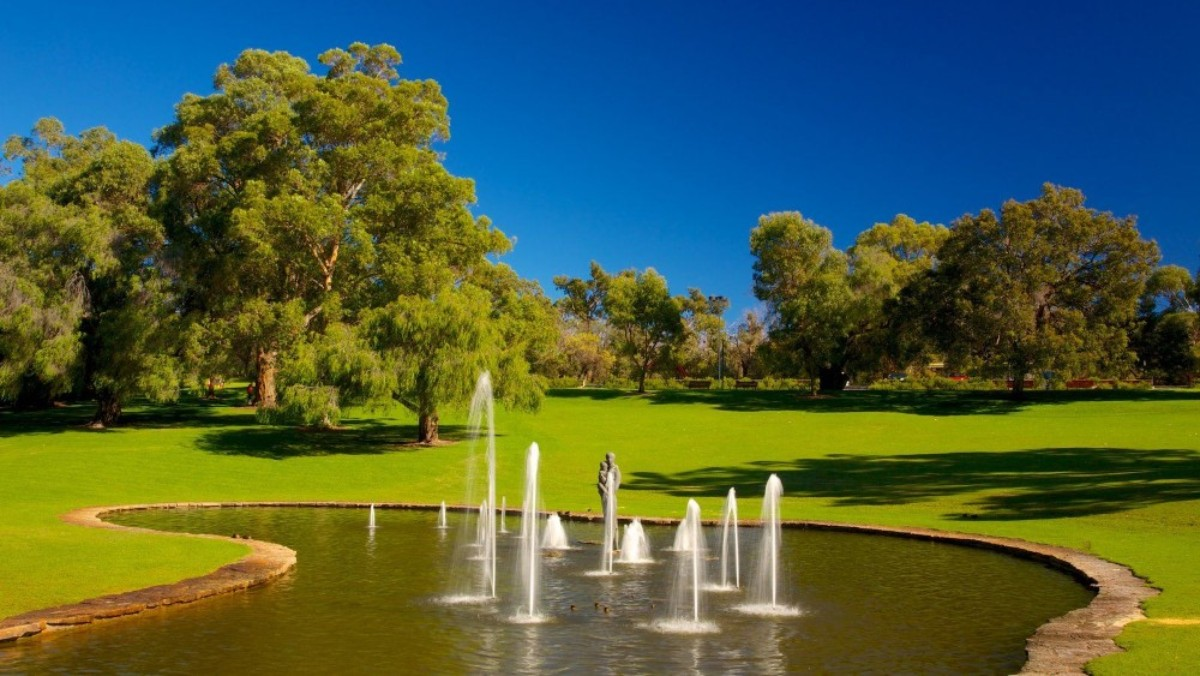 Kings Park and Botanic Garden in Australia