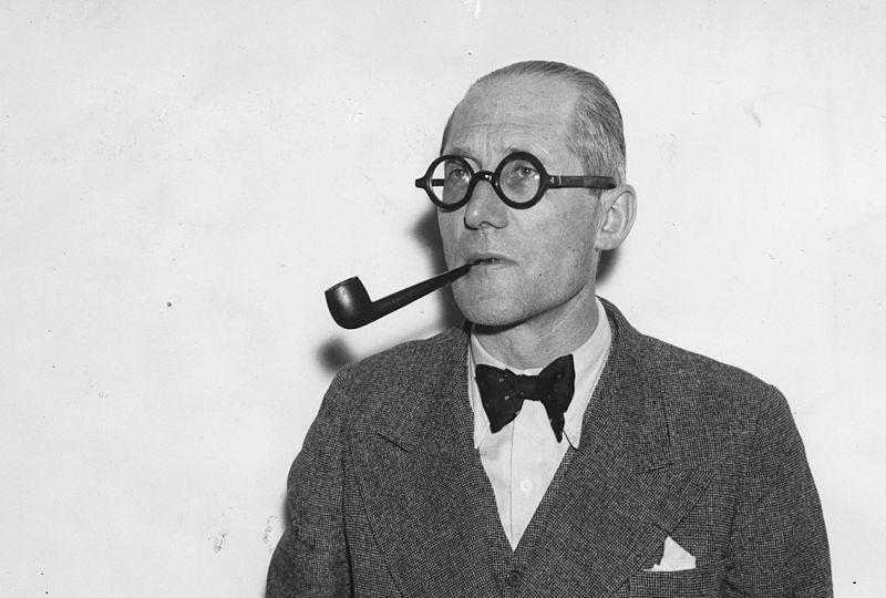 L'architetto Le Corbusier
