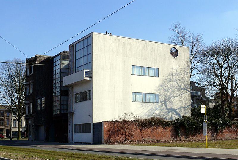 Maison Guiette, Anversa (Belgio)