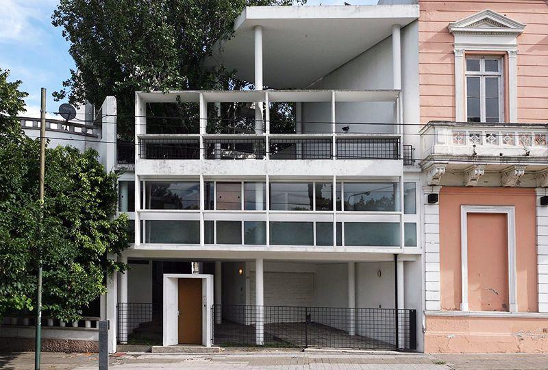 Maison du Docteur Curutchet, La Plata (Argentina)