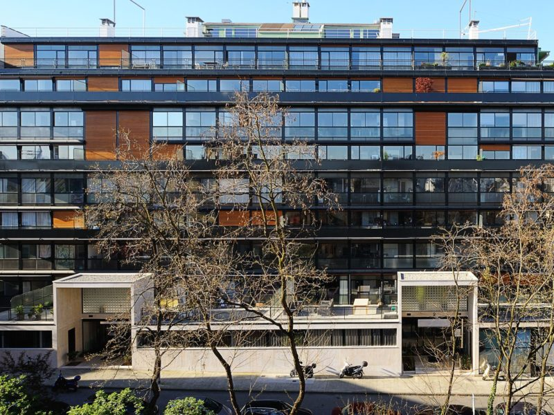 Le opere dell'architetto Le Corbusier