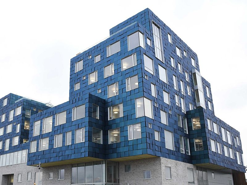 Scuola a Nordhavn