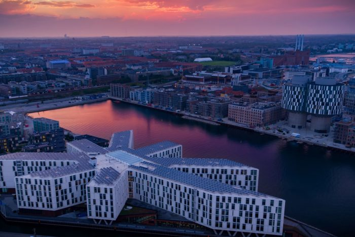 Porto Nordhavn a Copenaghen