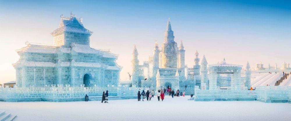 Harbin, la città ghiaccio