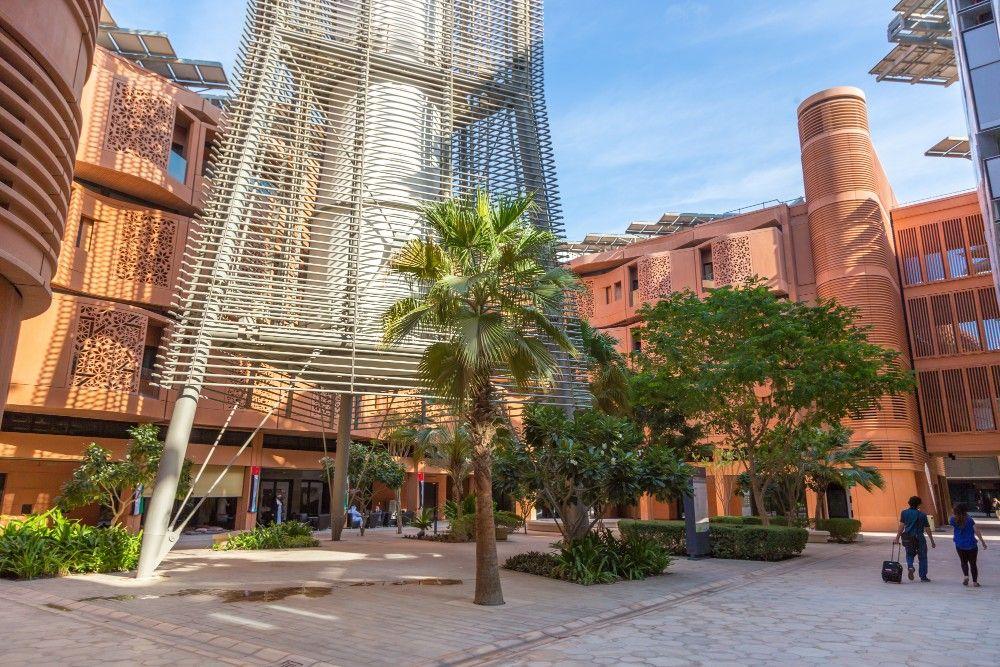 Masdar City negli Emirati Arabi