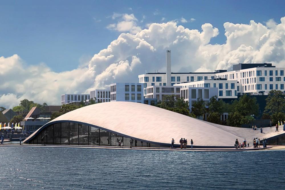 Nuovo acquario di Oslo