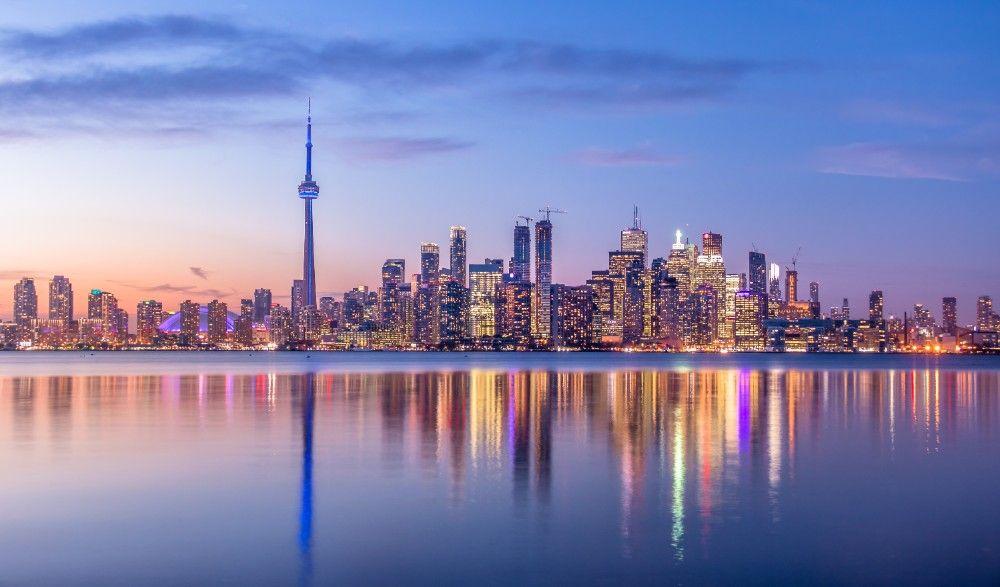 Toronto in Canada