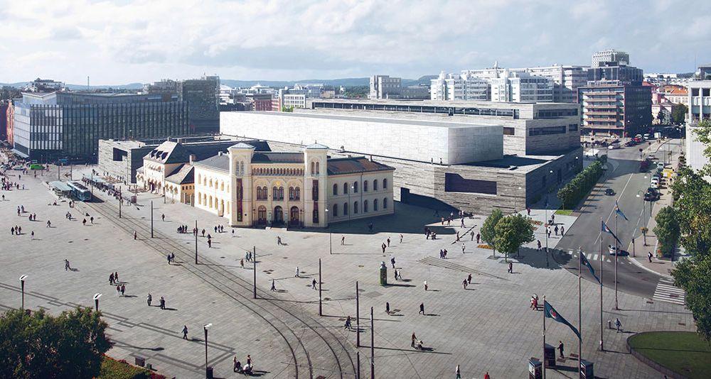 national museum Vestbanen