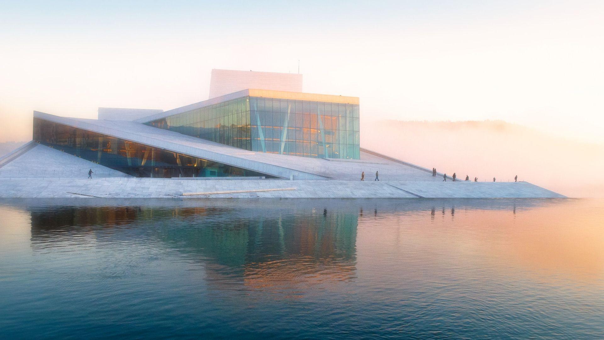 Palazzo dell'Opera di Oslo