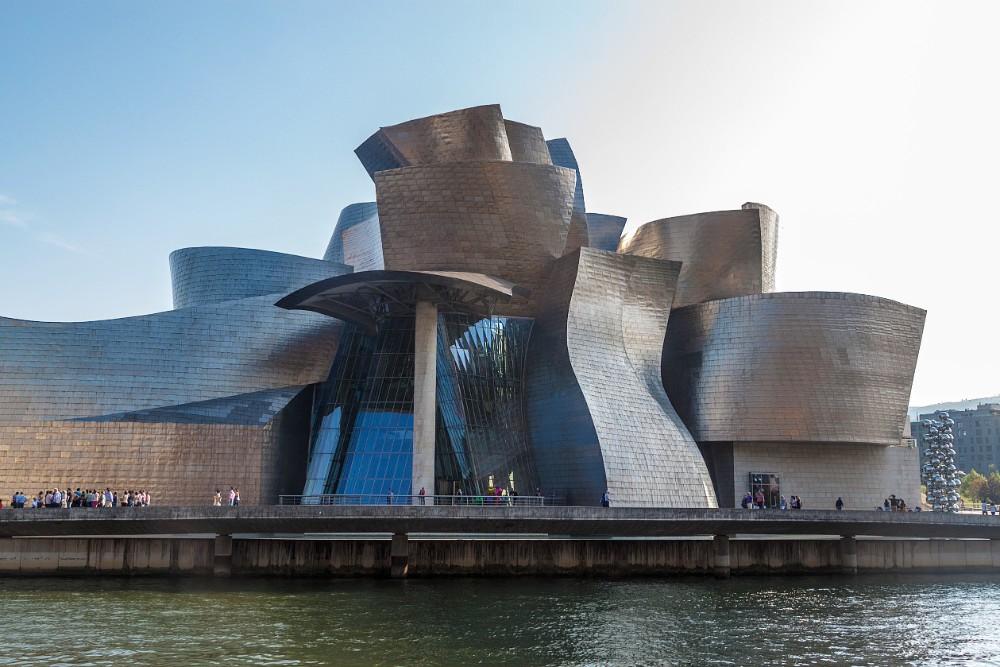 Guggenheim interno