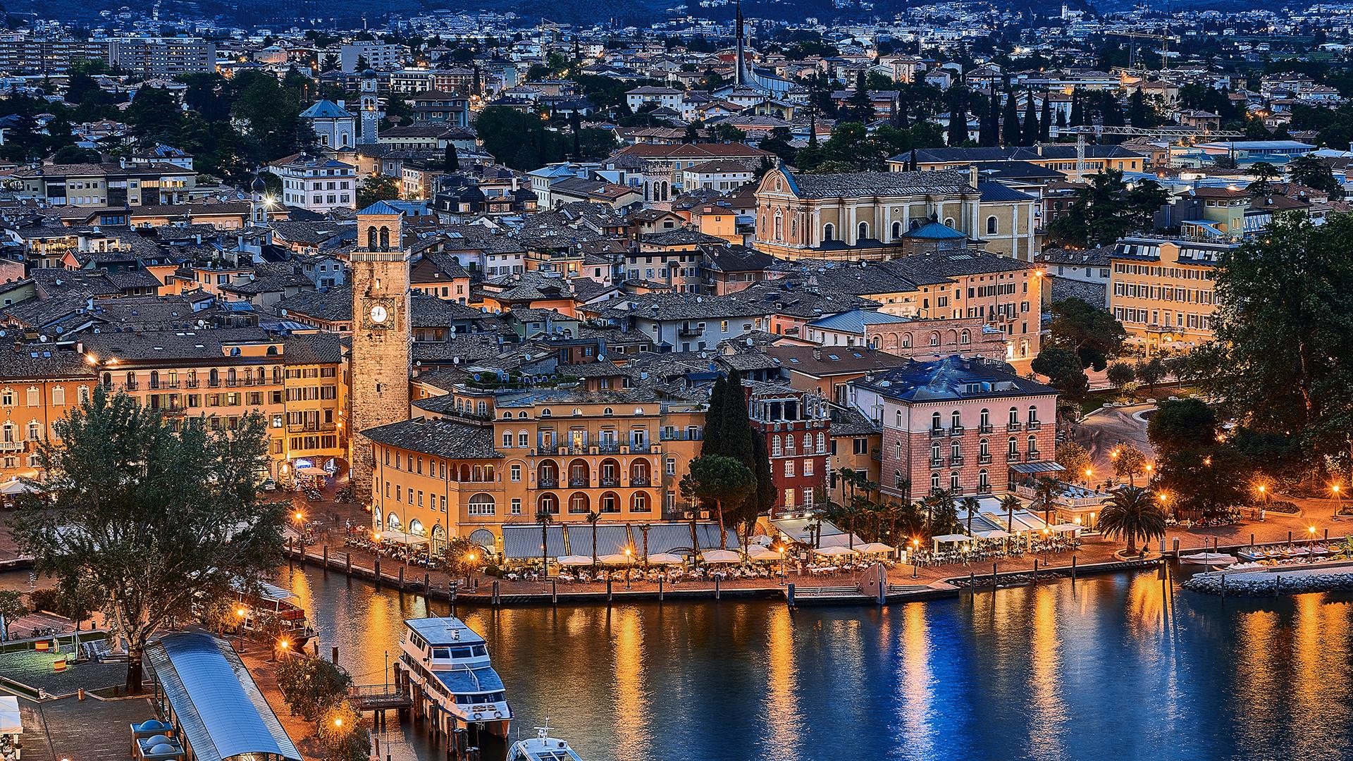 Futuro urbanistico a Riva del Garda