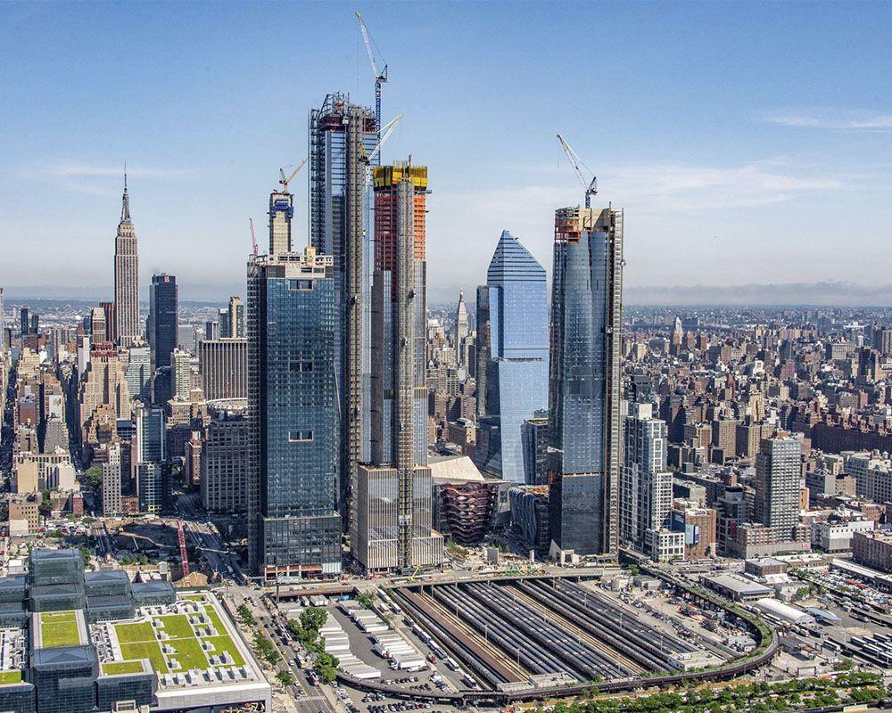 Il nuovo quartiere di Hudson Yards