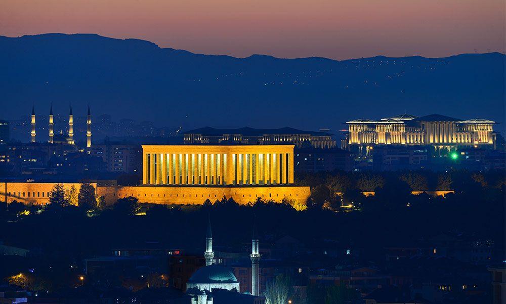 Palazzo presidenziale di Ankara in Turchia, Kulliye