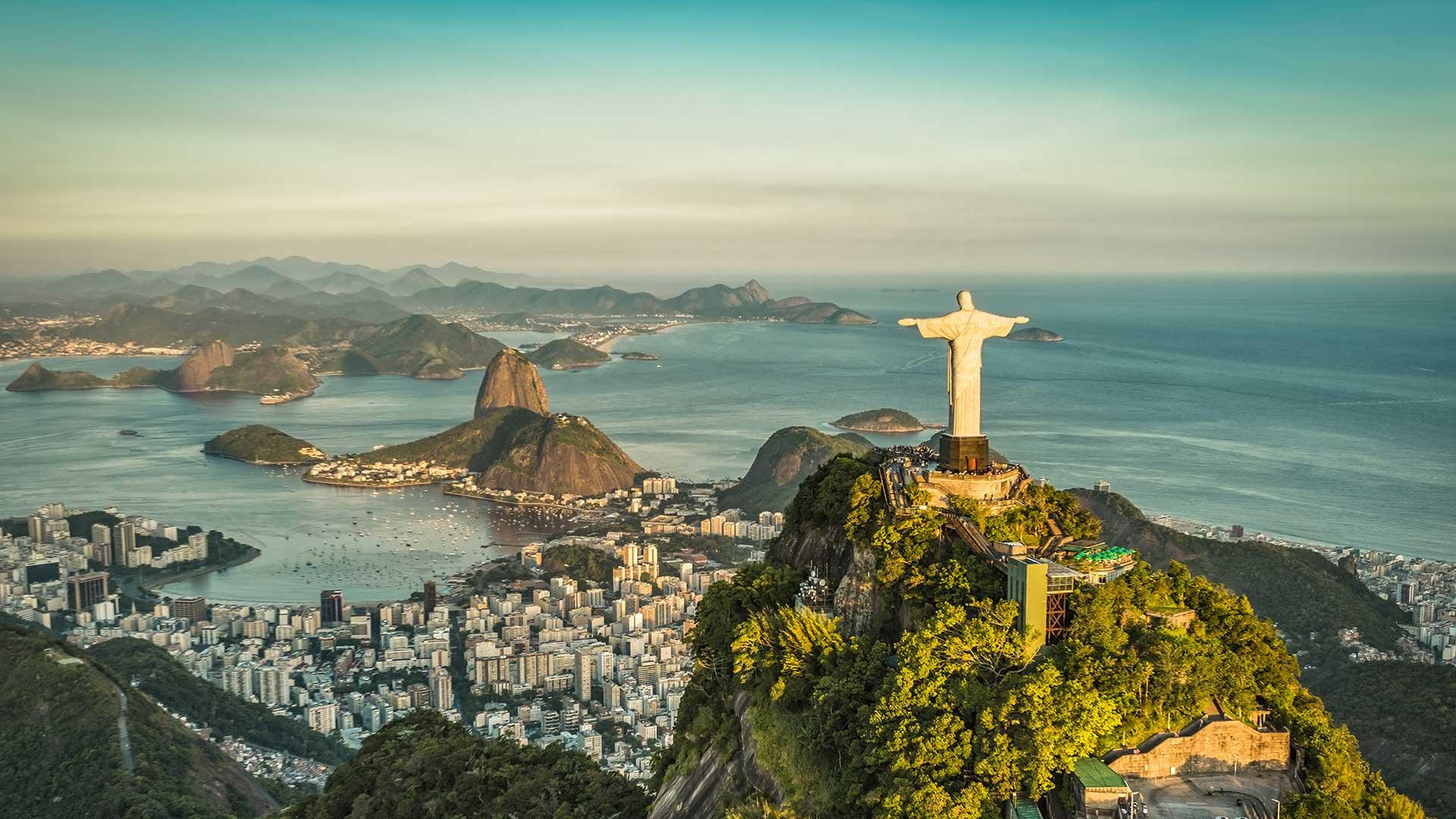 Rio de Janeiro - Capitale dell'architettura unesco
