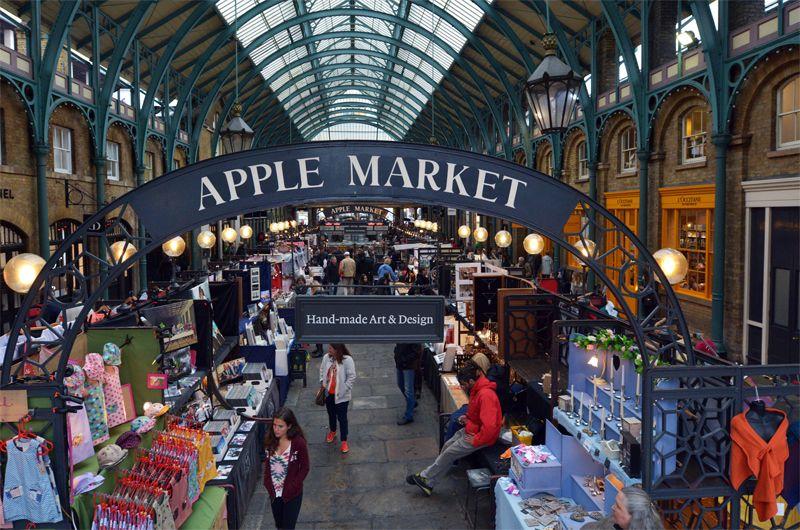 Apple market-Londra