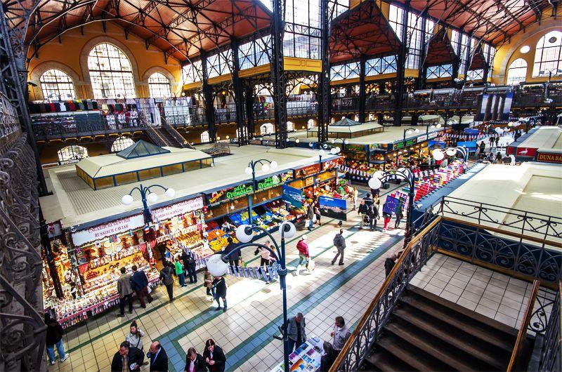 mercato-Budapest