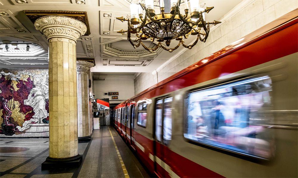 metropolitana-Avtovo-San-Pietroburgo
