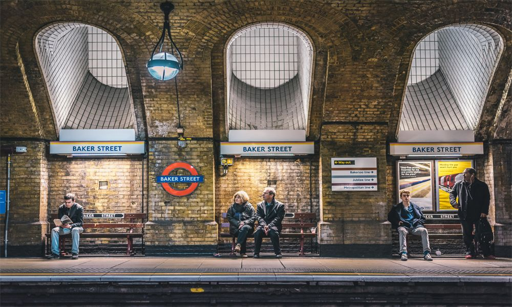 metropolitana-Baker-Street-Londra