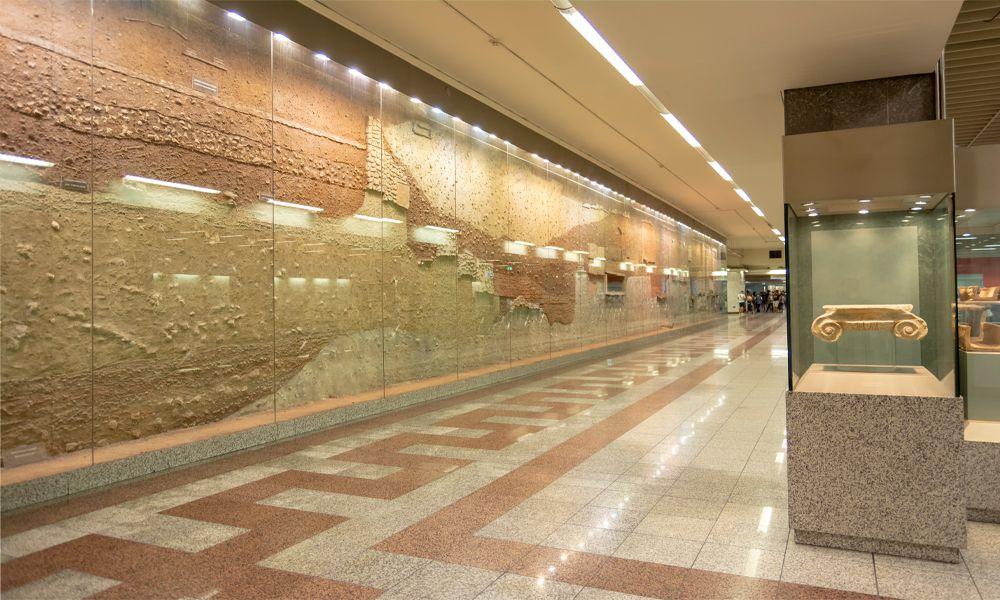 metropolitana-Syntagma-Atene