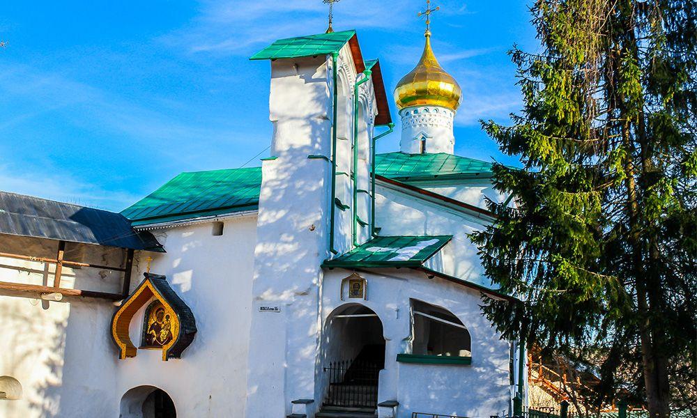 Chiesa di San Nicola a Pskov