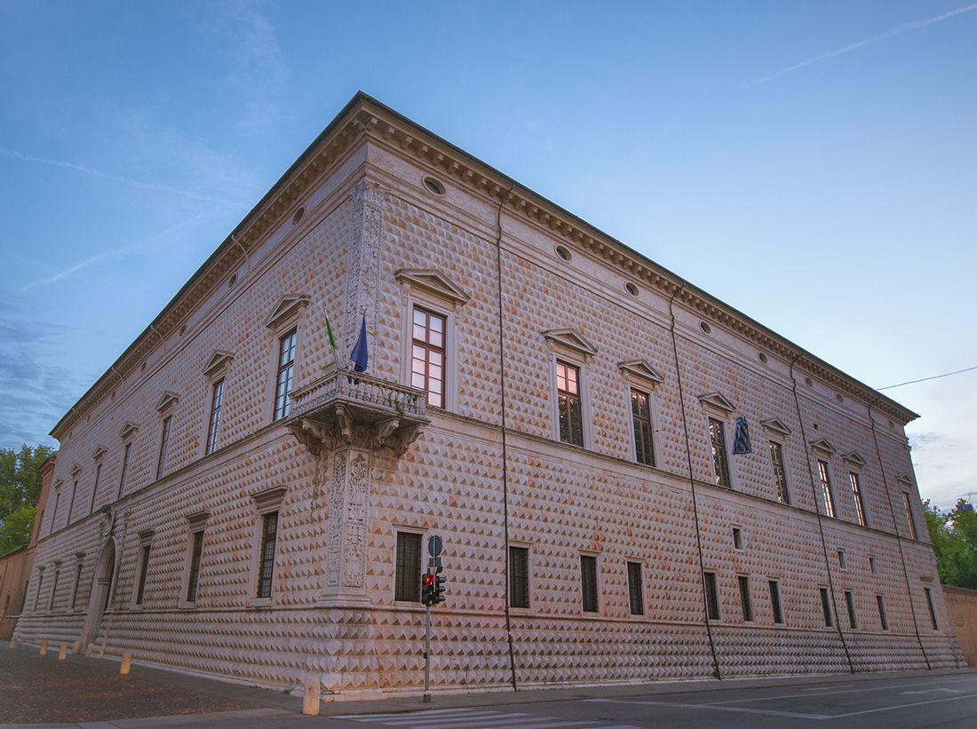 Palazzi storici - Palazzo dei Diamanti a Ferrara