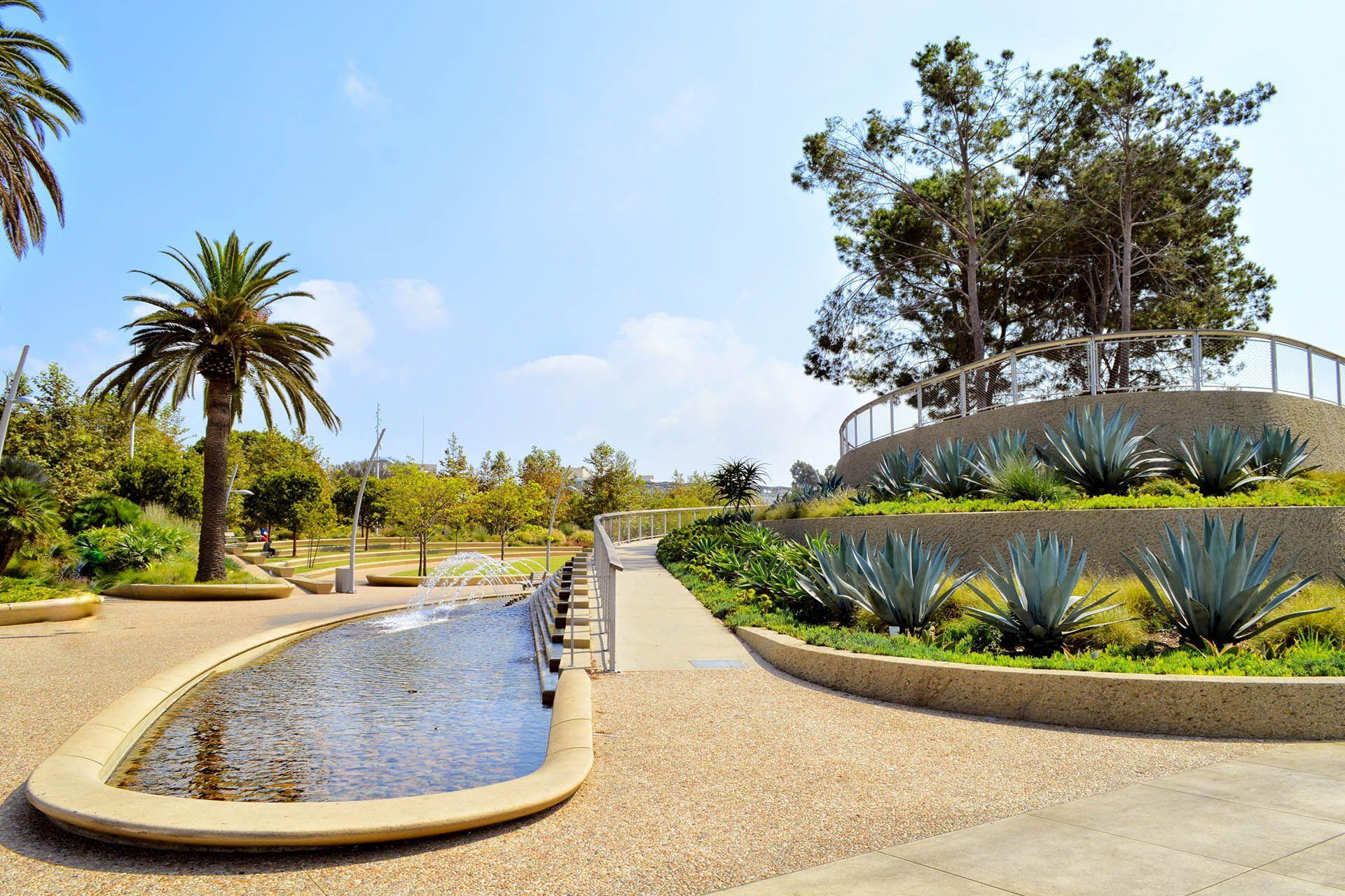 Design universale, Parco pubblico senza barriere