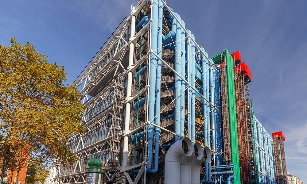 Centre Pompidou di Parigi