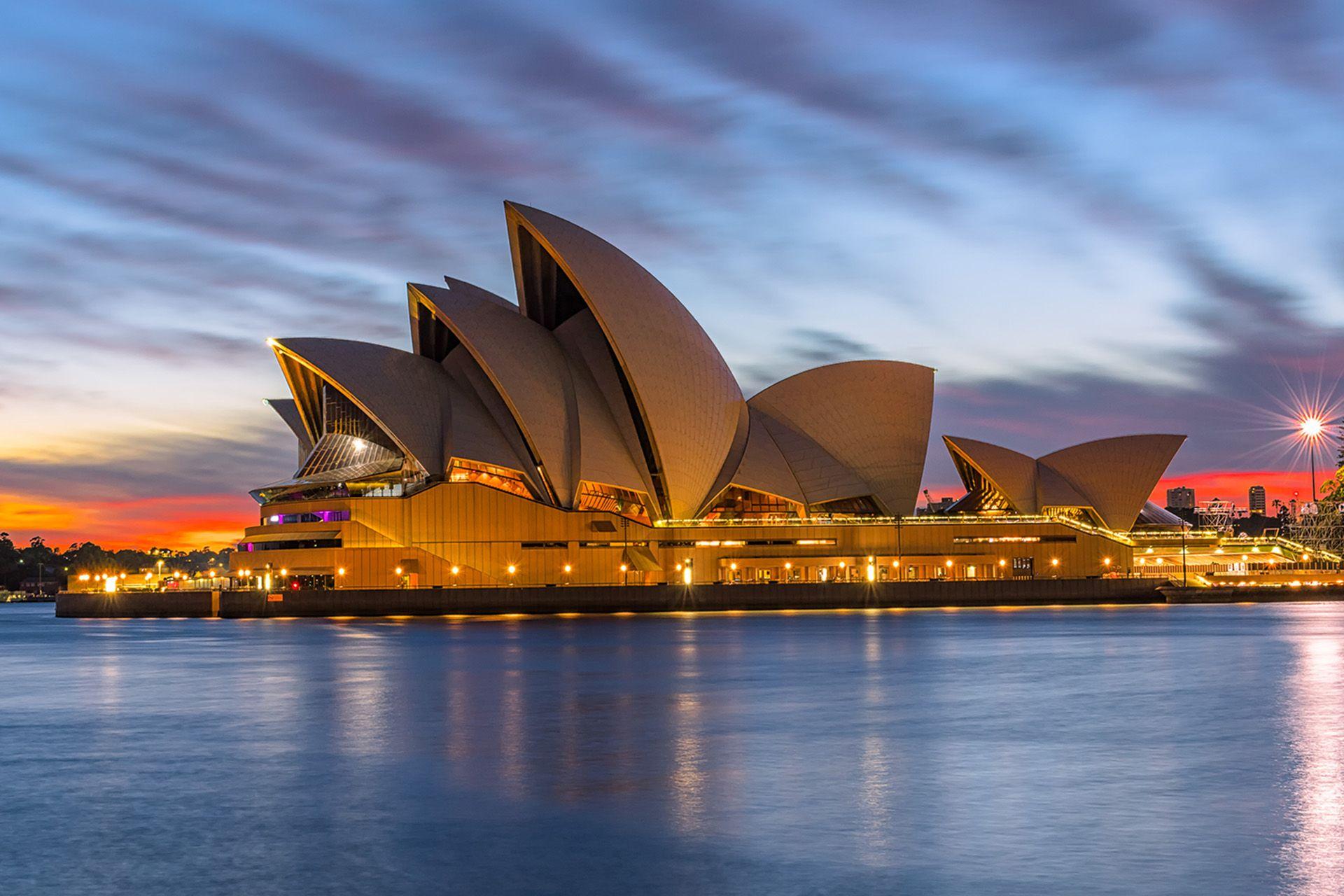 Sydney Opera House di Ove Arup