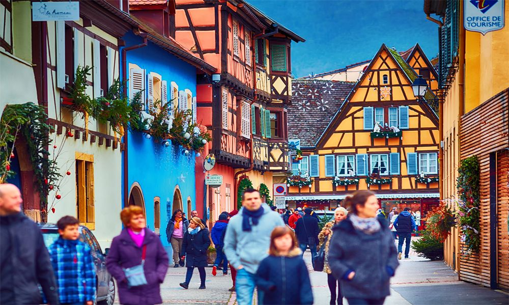 Eguisheim-Christmas
