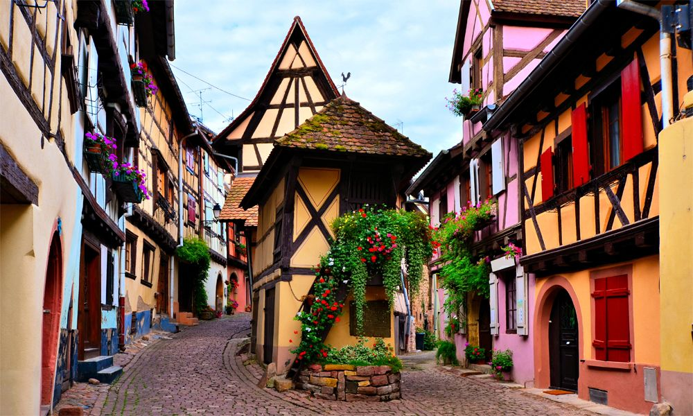 Eguisheim-Le-Pigeonnier