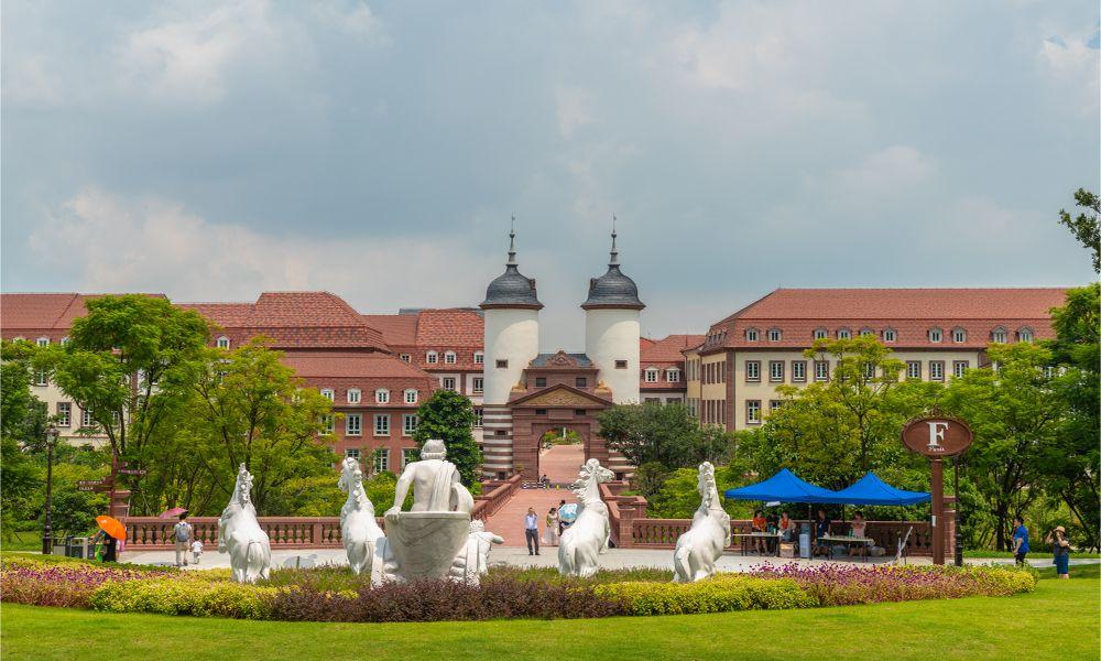 campus-Hauwei