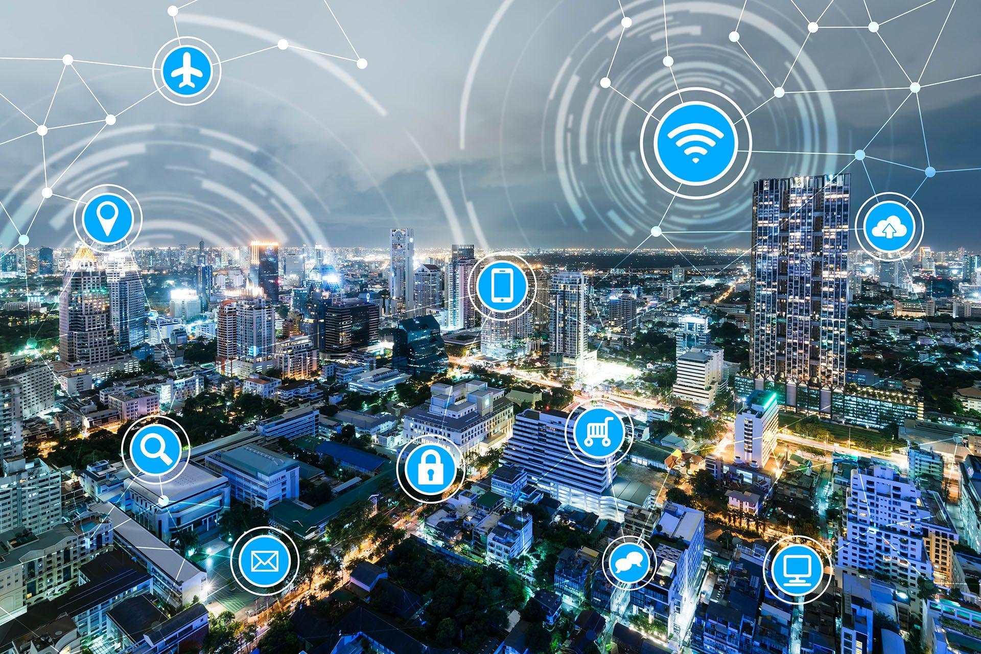 Smart city al ces 2020