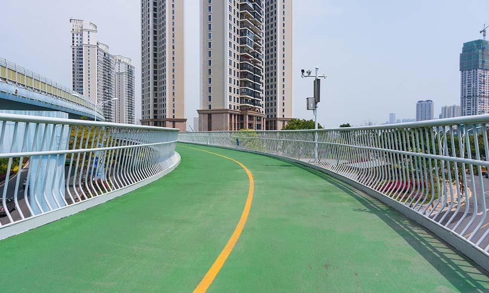 pista ciclabile Xiamen