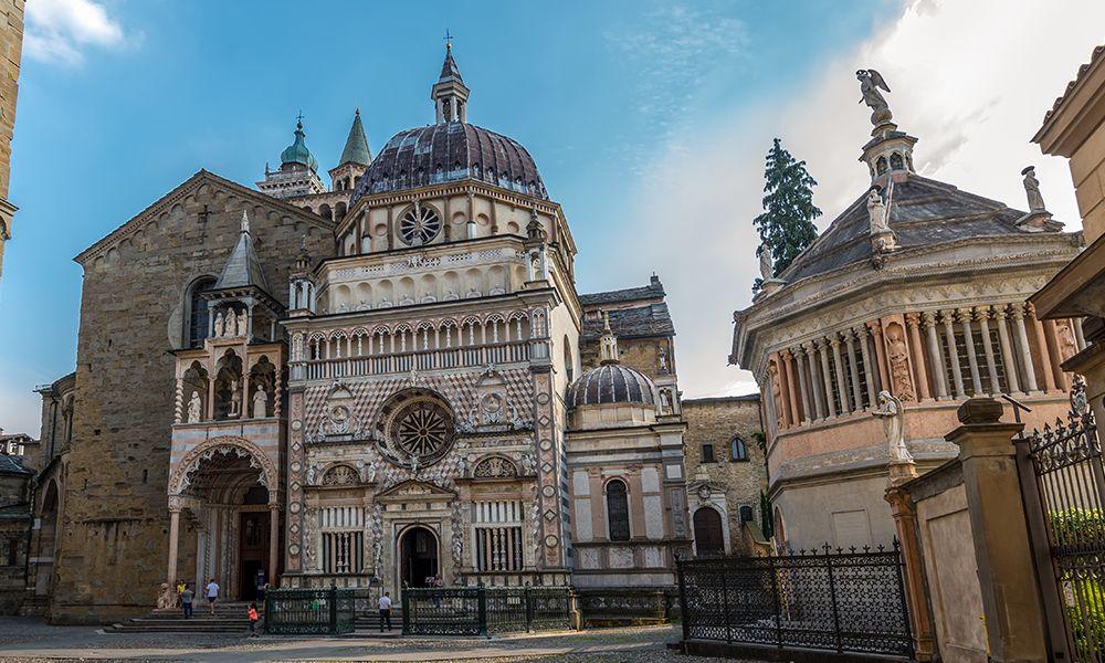 Bergamo, cappella colleoni